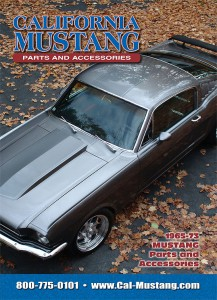 California Mustang Catalog