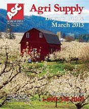 Agri Supply Catalog Cover